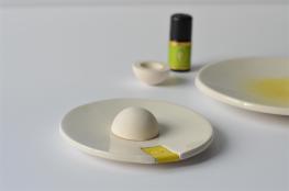 Aromatherapy terra cotta STONE diffuser