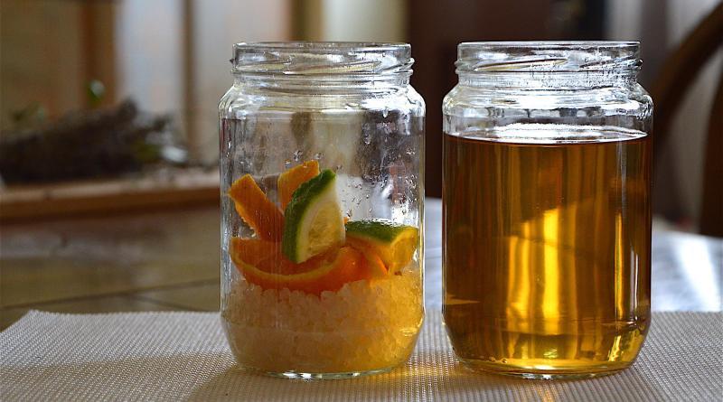 Water kefir, the magical drink.