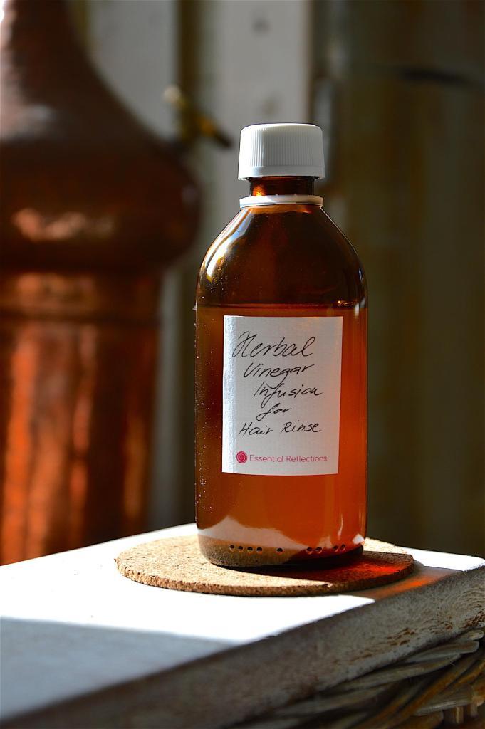 Herbal Rinse & Shine for Hair