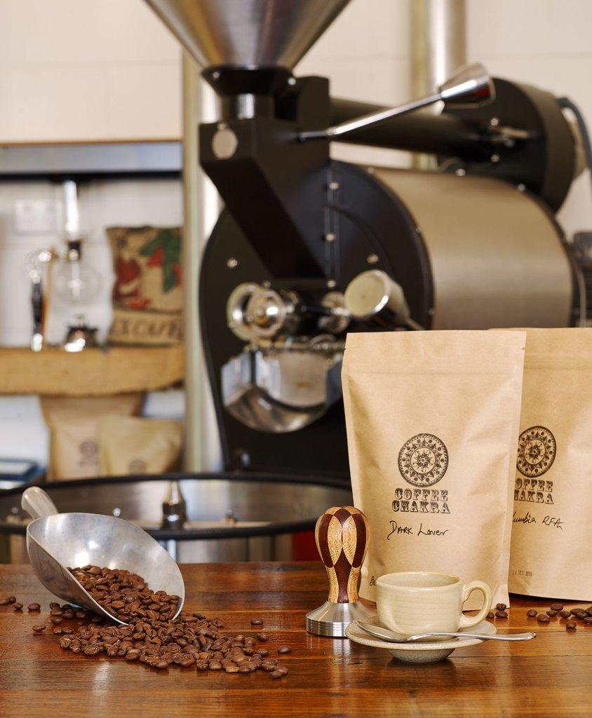 Coffee Chakra Coffee