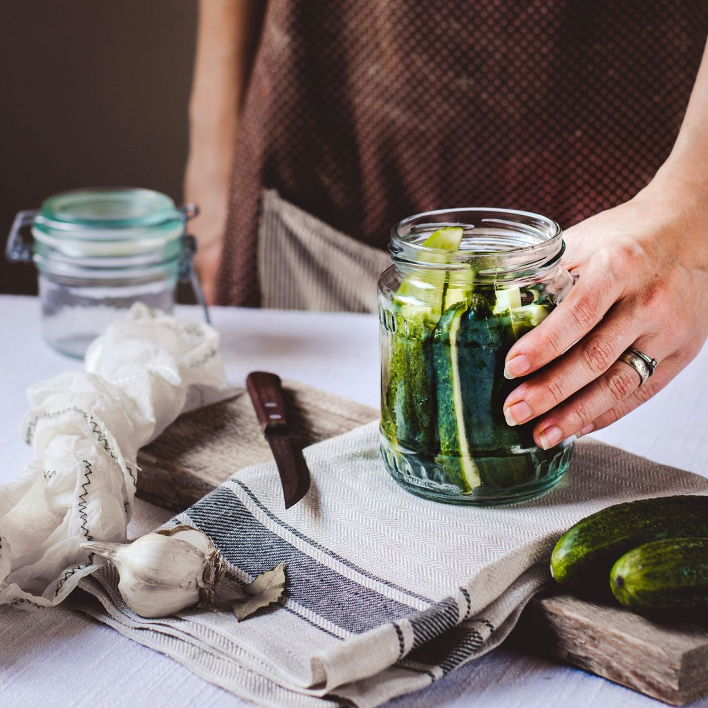 How to Properly Sterilise Jars for Pickling