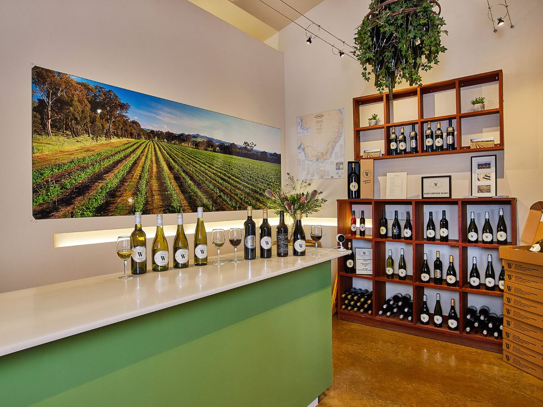 Wood Park Wines Milawa cellar door