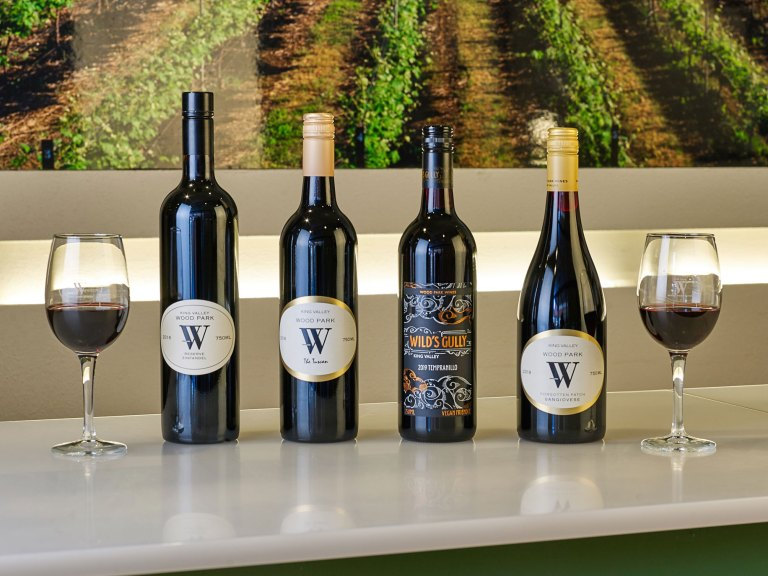 Wood Park Wines' aromatic, spice-driven reds