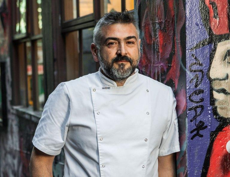 MoVida chef/owner Frank Camorra
