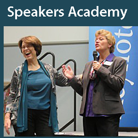 How to be an Authentic Speaker – Coaching for Professionals