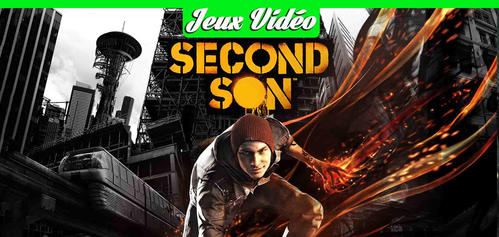 Test Du Jeu Infamous Second Son Sur PS4