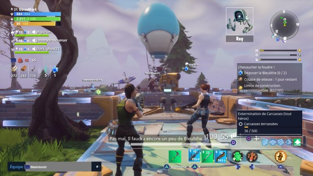 van lars ballon metao fortnite