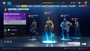 le online de fortnite pvp