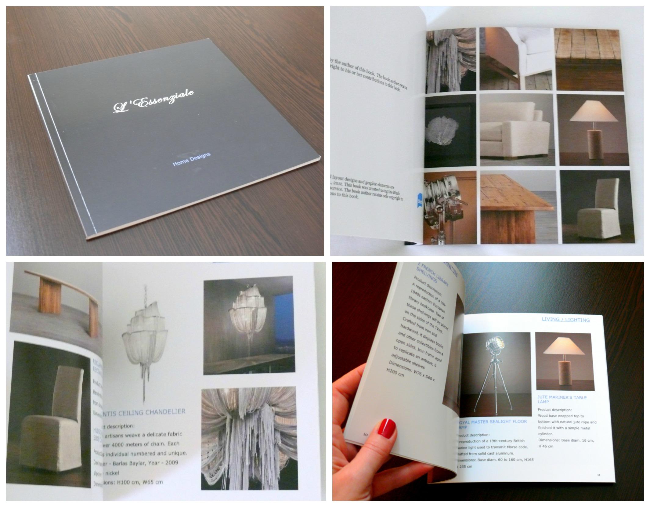Furniture Book
