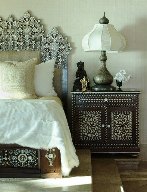 Decorate Your Bedroom Moroccan Style
