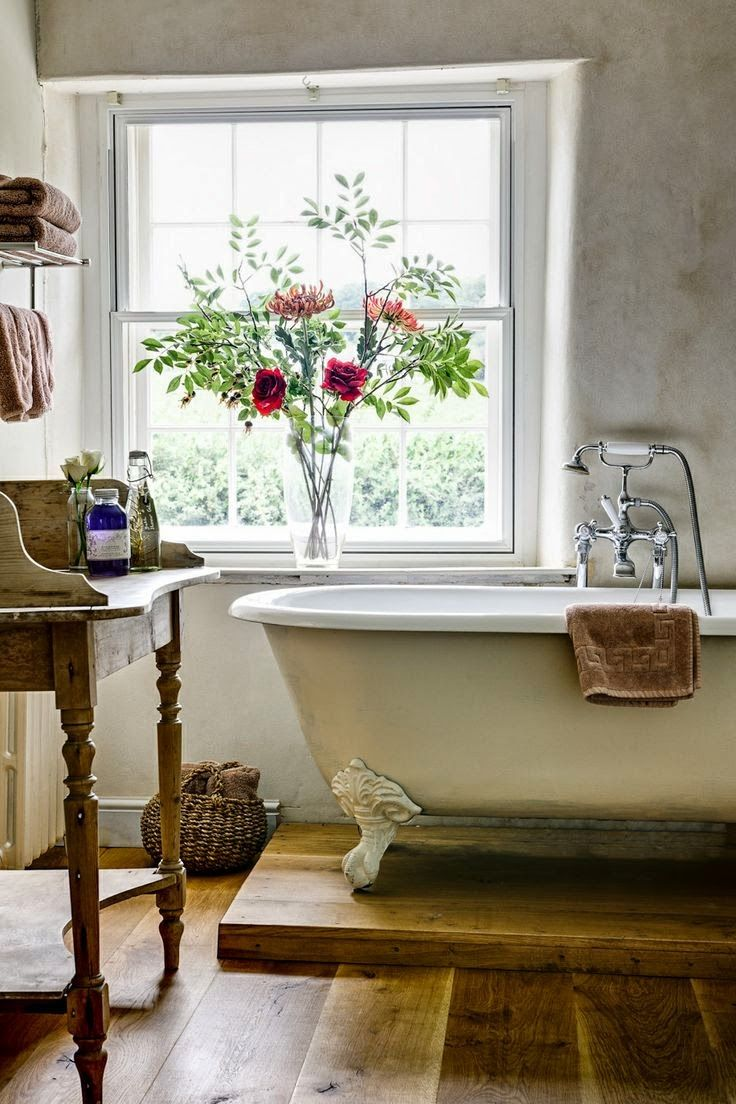 6 Romantic Bathroom Ideas for Your New Luxurious Home