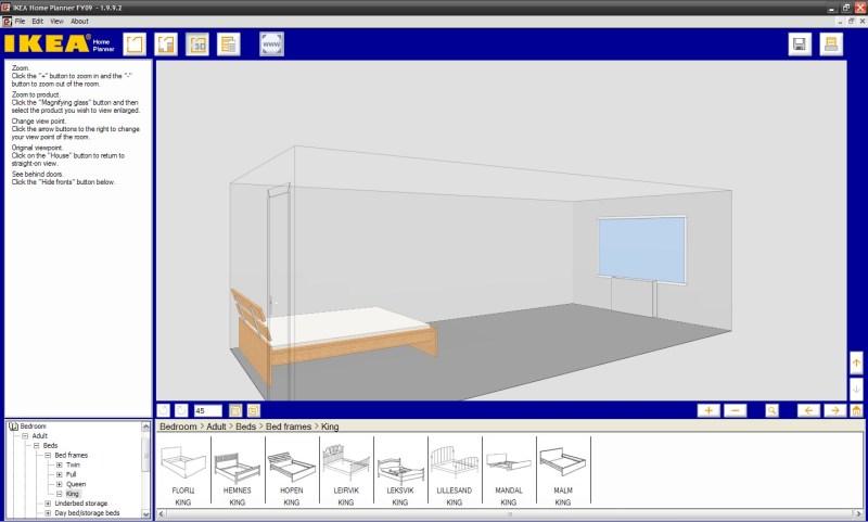 The 3 best free interior design softwares that anyone can use - Ikea software interior design ...