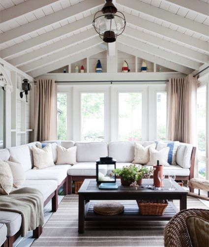 Living Room Additions Ideas: Easy Design Solutions For Revamping Your Sunroom