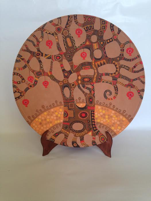 decorative plate 2
