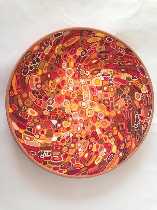 decorative plate 3