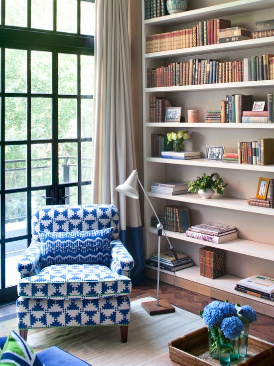 Home Library Room: Home Library: A Room For Your Soul