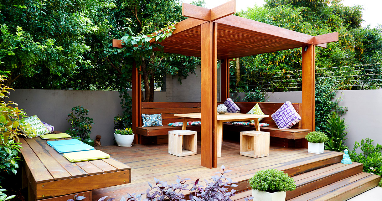 Contemporary Garden Design Ideas L Essenziale