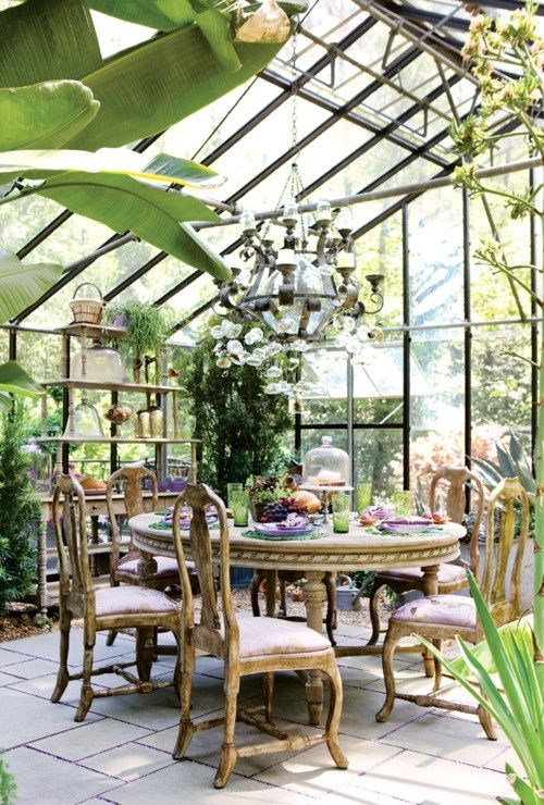 18 Small Conservatory Interior Design Ideas: 5 Amazing Ideas To Furnish And Decorate A Conservatory