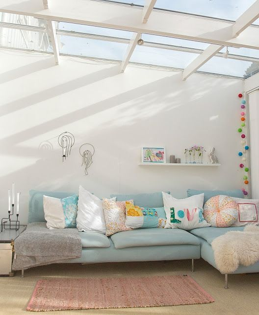 conservatory & 5 Amazing Ideas to Furnish and Decorate a Conservatory
