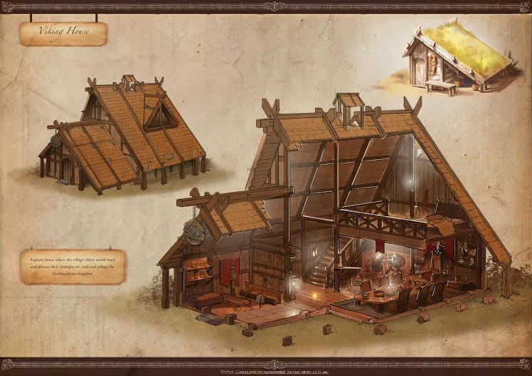 Build your House like a Viking