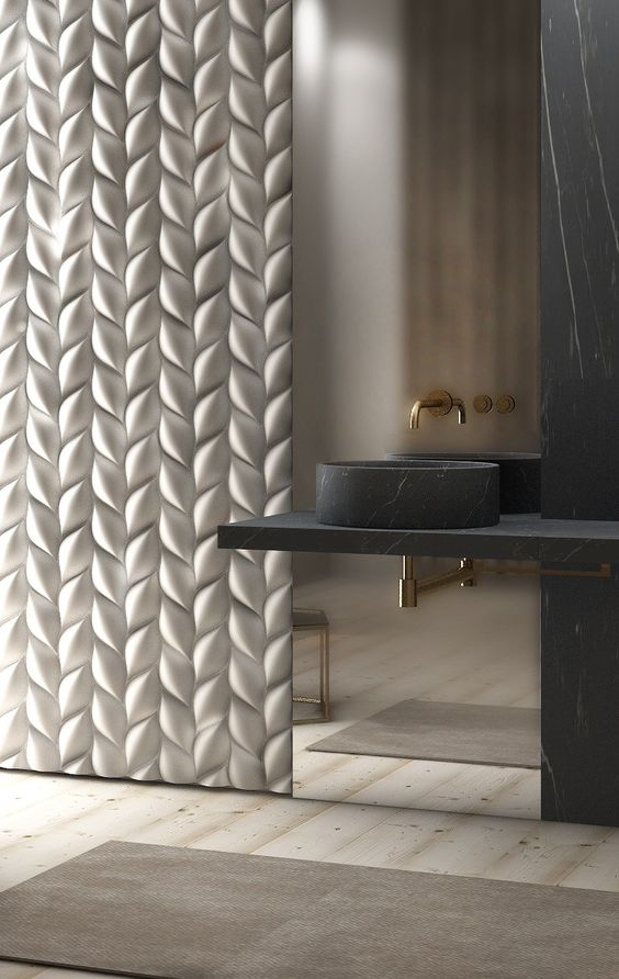 Paneling Walls Have Been Enjoying A Special Place In The Decoration Regimen  For A Long Time, And The 3D Wall Panels Have Been In Great Demand Due To  Their ...