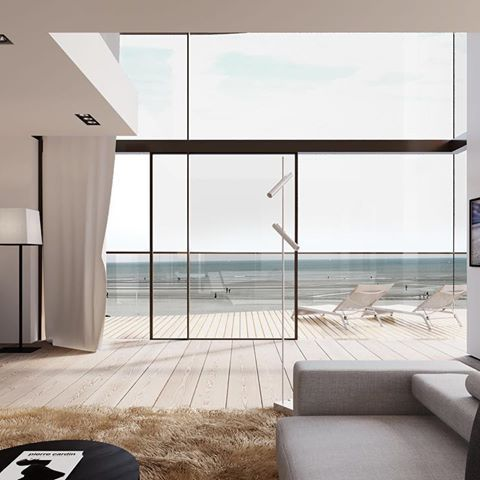 You might be glancing up at that picture now seeing the smooth lines the absolute flatness of all the surfaces and how it contributes to ... & Focus On: Seamless Interior Design - L\u0027 Essenziale