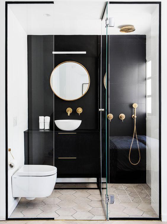Great Ideas for Renovating a Small Bathroom - L' Essenziale