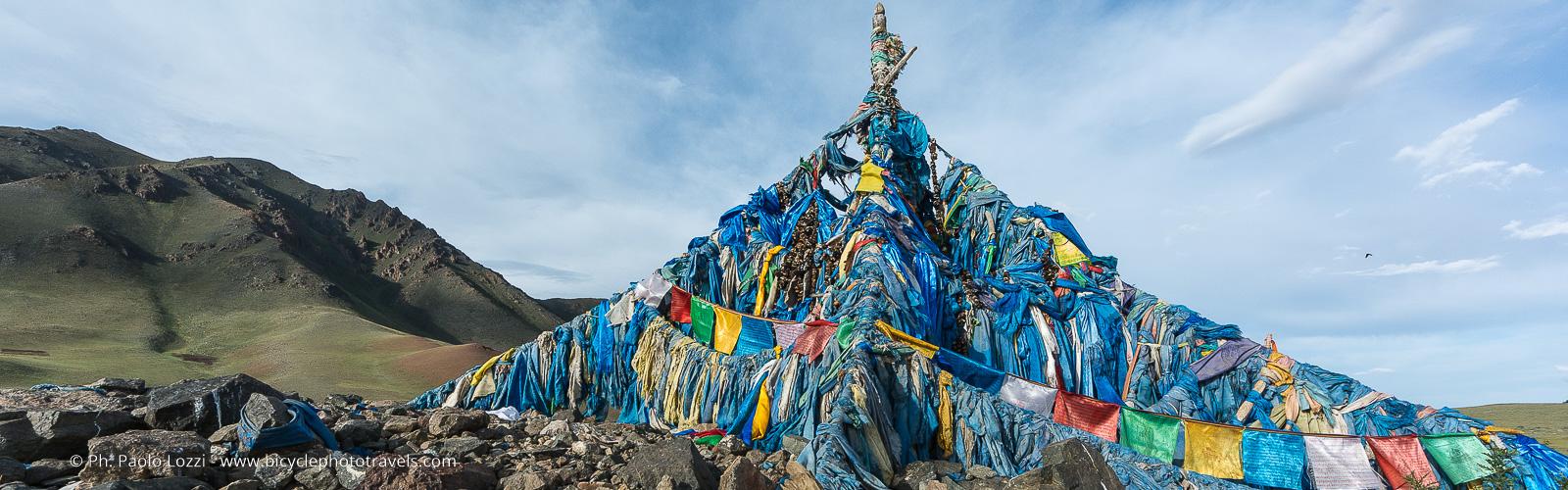 Energie e Spiriti della Mongolia