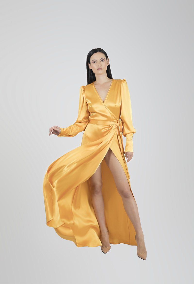 Anna Dress - Essere Vegano Vegan Clothing