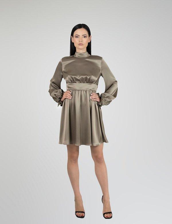 Dina Dress - Essere Vegano Vegan Clothing