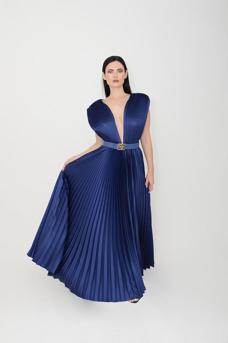 Rea Gown - Essere Vegano Vegan Clothing