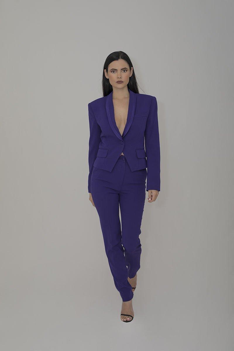 Elianora Suit - Essere Vegano Vegan Clothing