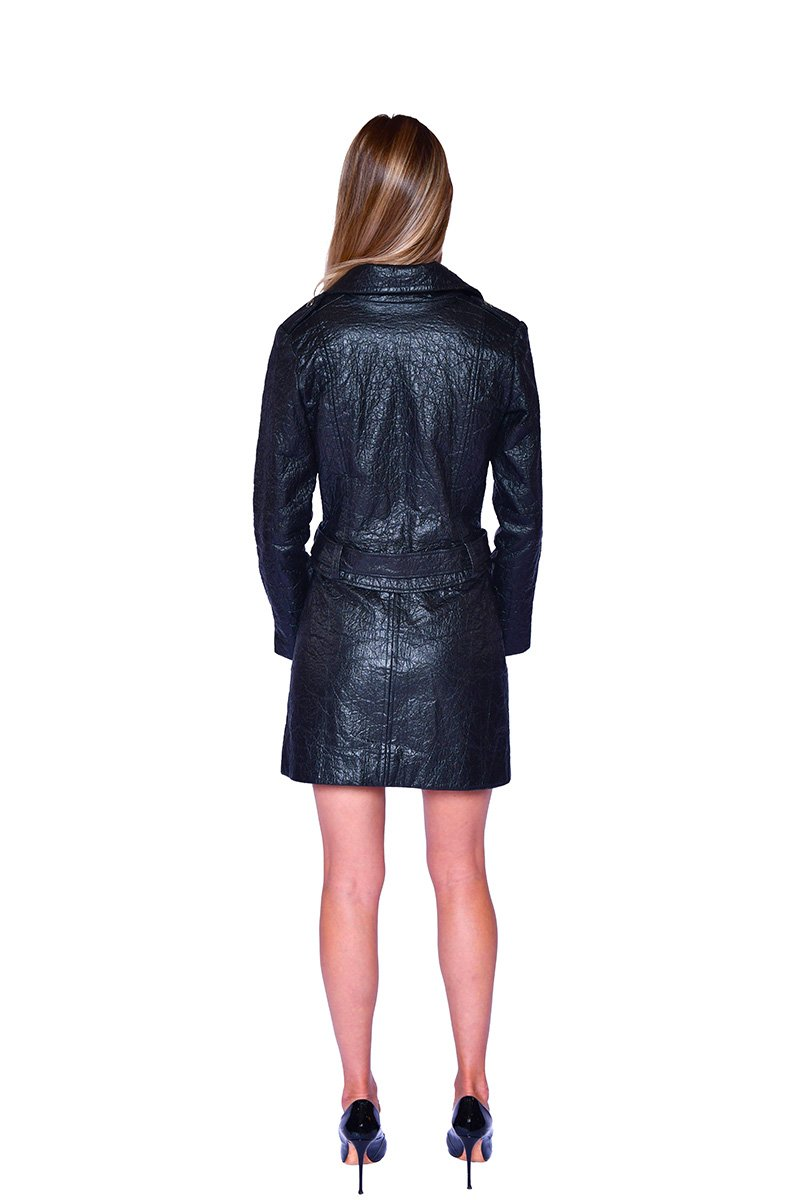 Karina Mini Skirt - Essere Vegano Vegan Clothing