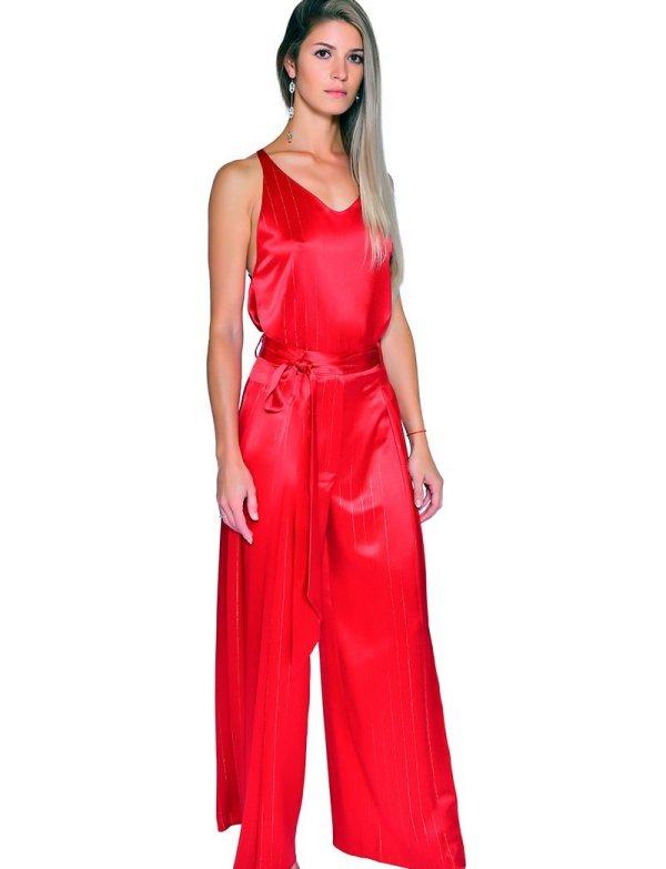 Daniella Wide Pants - Essere Vegano Vegan Clothing