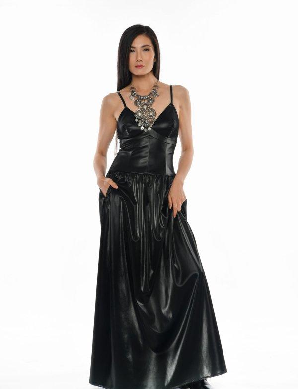 Victoria Dress - Essere Vegano Vegan Clothing