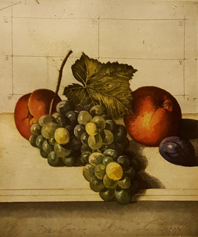 Allegoria III - stampa litografica - cm. 50 x 60
