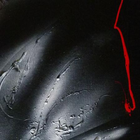 Galassia - tecnica mista su tela - cm. 40 x 50
