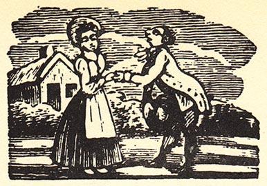 couple-woodcut
