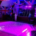 Best of British theme by Essex Event Party DJs
