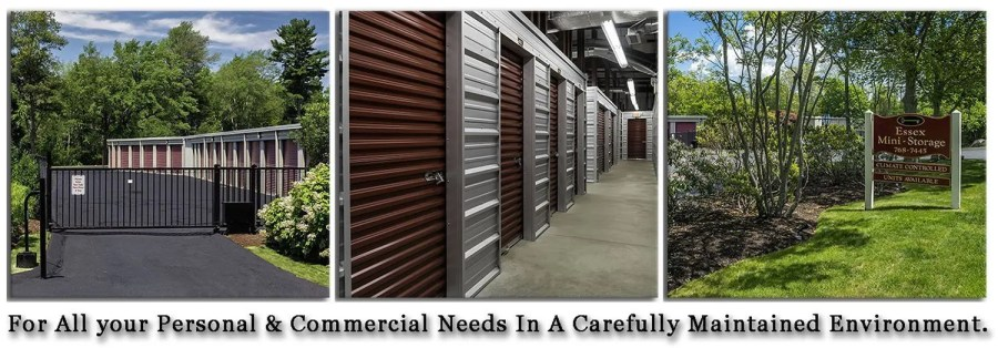 Essex Mini-storage, Inc. - Rowley Self Storage