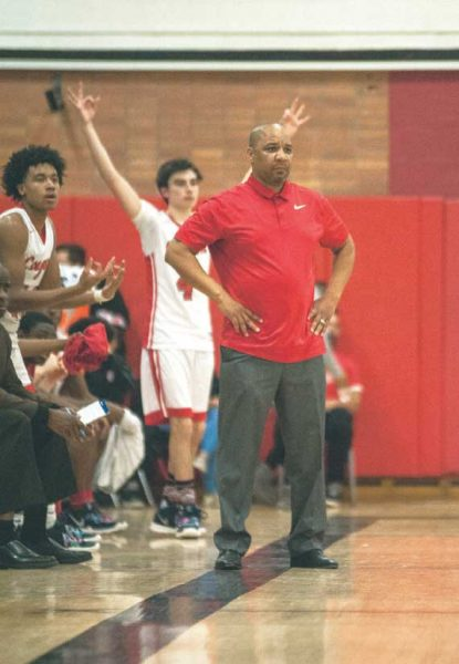 Columbia HS boys' basketball coach has high hopes for team this season
