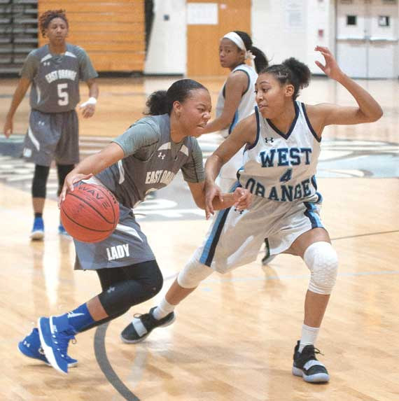 East Orange Campus HS girls'  basketball team seeks to improve; ECT looms
