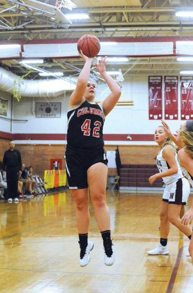 Columbia HS girls' basketball team notches two straight victories