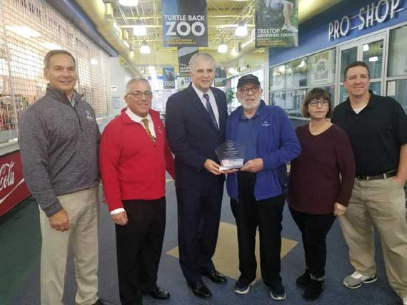 EC Special Olympics Committee honors DiVincenzo