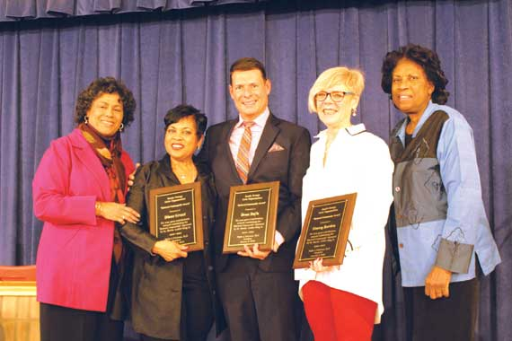 SOCO honors locals who emulate Dr. King
