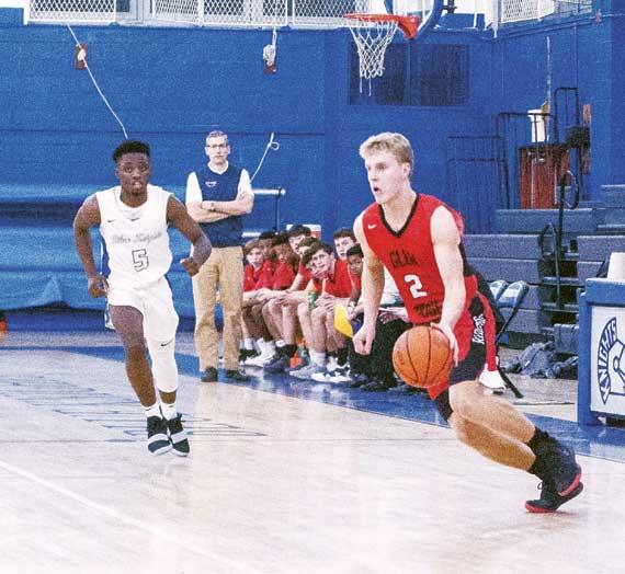 Simon Low's 25 points lead Glen Ridge HS boys basketball team past MKA