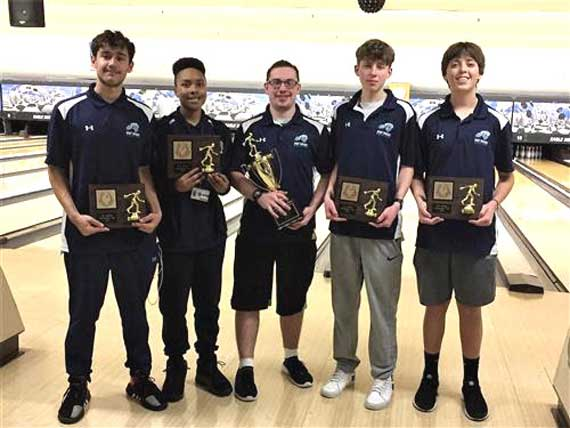 West Orange HS bowling team rolls to ECT boys title