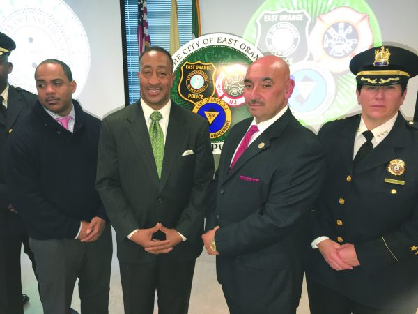 Record-breaking low crime stats unveiled in East Orange