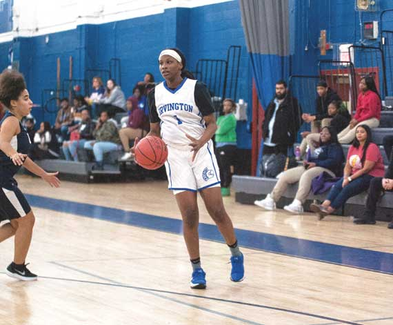 Irvington HS girls basketball team seeks state tourney success
