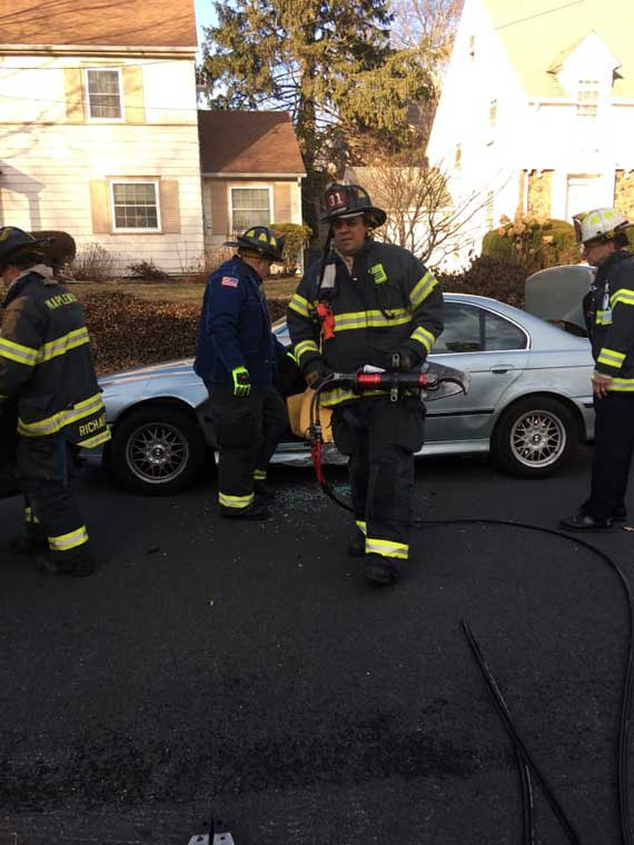 Maplewood firefighters continue good work in town